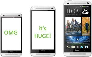 HTC One Max, it's Huge!