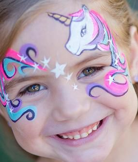 Lisa Joy Young | Face Painting