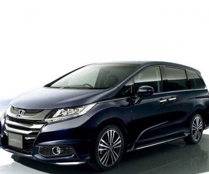 2017 Honda Odyssey Blue