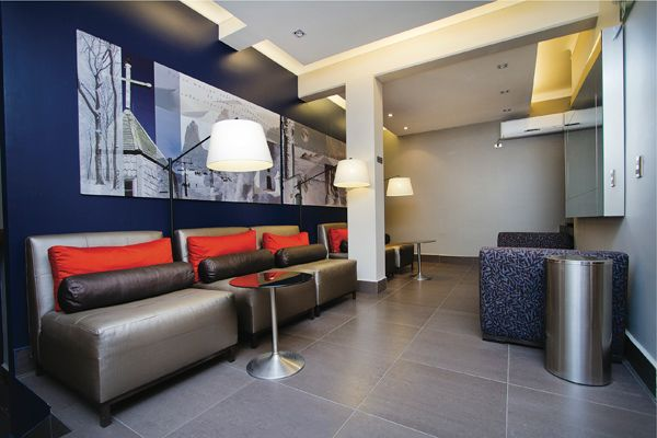 Where to Stay: Lastarria Hotel
