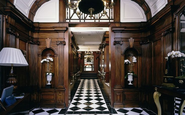 No. 11 Hotel 41, London, England - World's Top 50 Hotels | Travel + Leisure