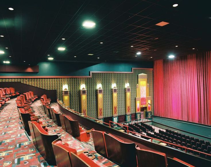 Get to Know the Moore Warren Movie Theatre