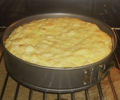 Apfelrahmkuchen mit Mandeln, ein schmackhaftes Rezept aus der Kategorie Kuchen. Bewertungen: 11. Durchschnitt: Ø 4,0.
