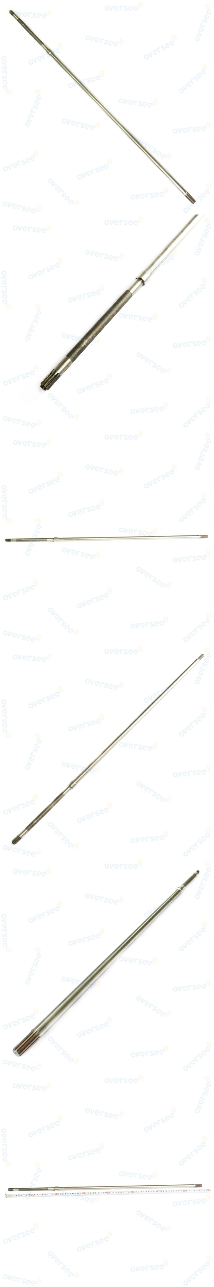 655-45501-10 (Long) DRIVE SHAFT For Yamaha Outboard Engine,Boat Motor Aftermarket Parts