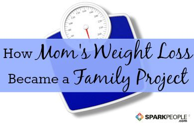 How Janna Lost Weight and United Her Family via @SparkPeople