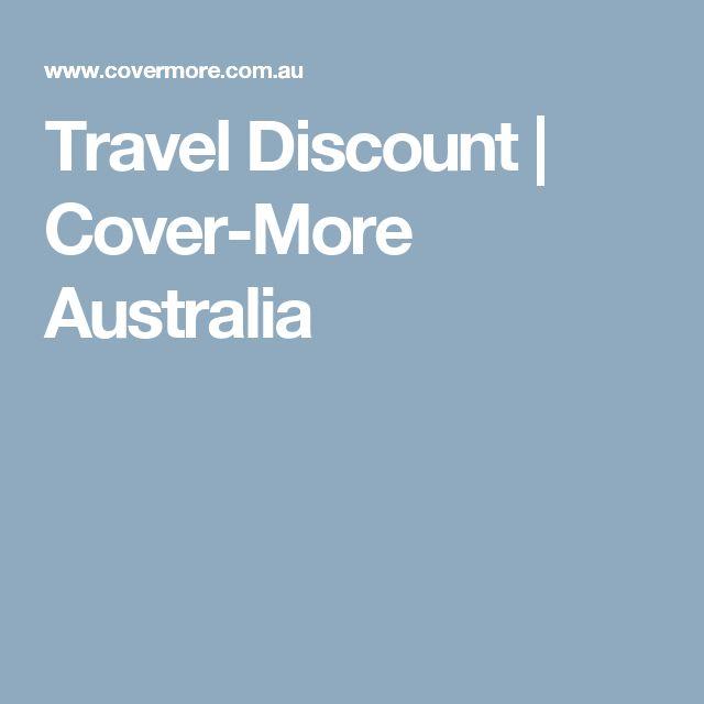 Travel Discount | Cover-More Australia