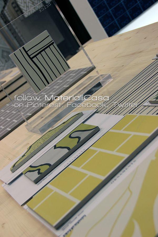 Lo ammettiamo: a noi le proposte Ornamenta sono proprio piaciute ;-) #Cersaie2014 #CeramicTiles Company: Ornamenta (Italy)