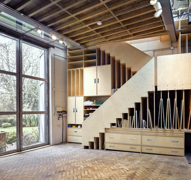 Gallery of Greville Road Studio / Syte Architects - 1