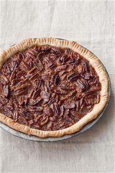 Barefoot Contessa - Recipes - Maple Pecan Pie
