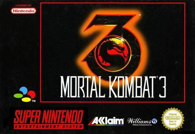 Mortal Kombat 3(SNES)
