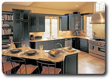 Ultracraft Kitchen Cabinets