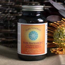 Pure Radiance C.. Use this in DIY vit c serum. Better than L-ascorbic vit c.  Add hyleronic acid for moisture
