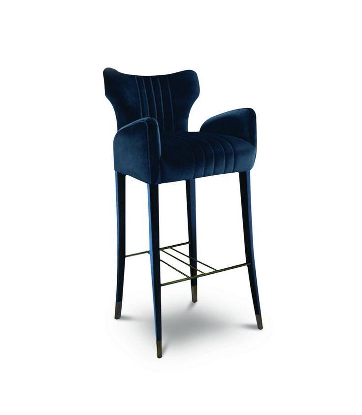 Home decorating ideas: mid-century new collection @brabbu  - DAVIS bar chair   modern kitchen ideas