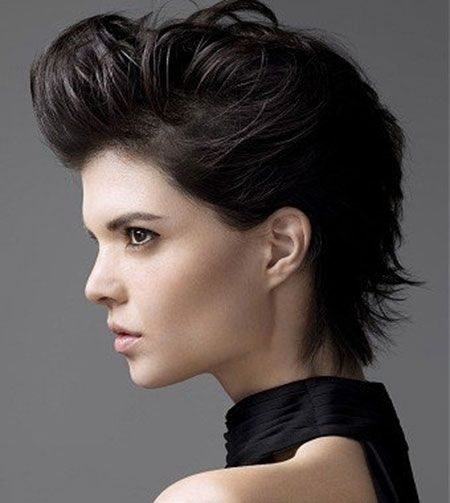 Pictures of Short Trendy Haircuts | http://www.short-haircut.com/pictures-of-short-trendy-haircuts.html