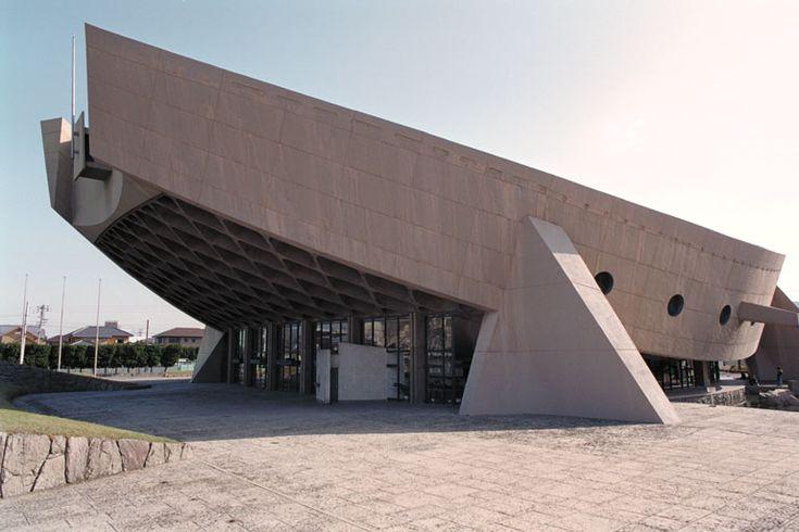 丹下 健三, 香川県立体育館