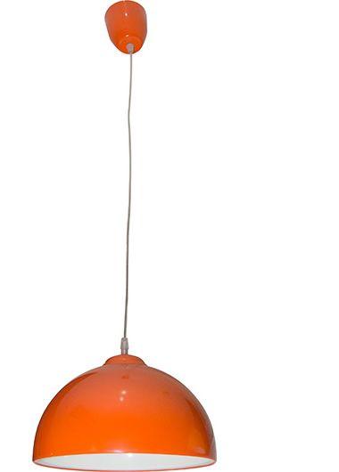 Catena Pendant 30cm - Orange, Pendants, Contemporary, New Zealand's Leading Online Lighting Store