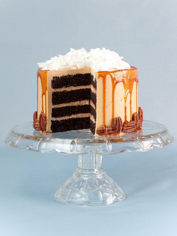 Gf German Chocolate Cake Frosting