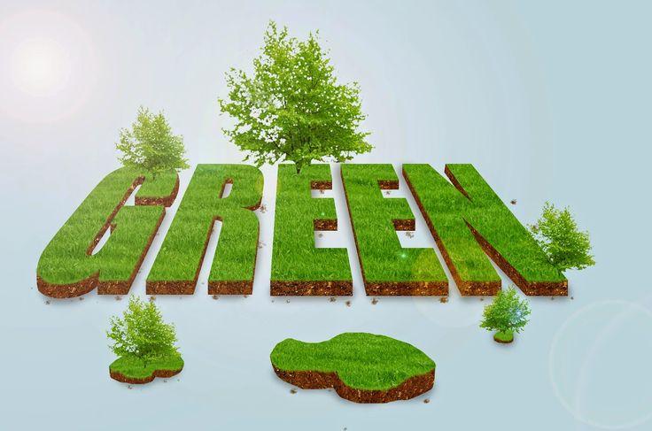 teks efek 3d green di photoshop #texteffect #photoshoptutorial