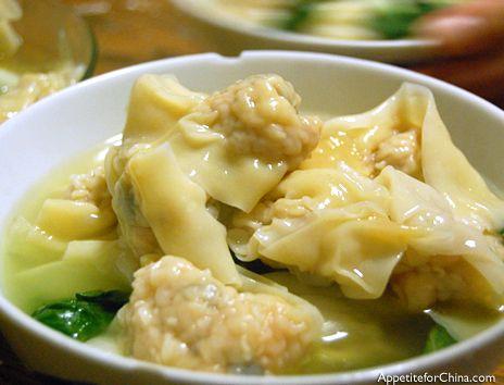 Making Hong Kong-Style Wonton Noodle Soup MAJOR CRAVINGS