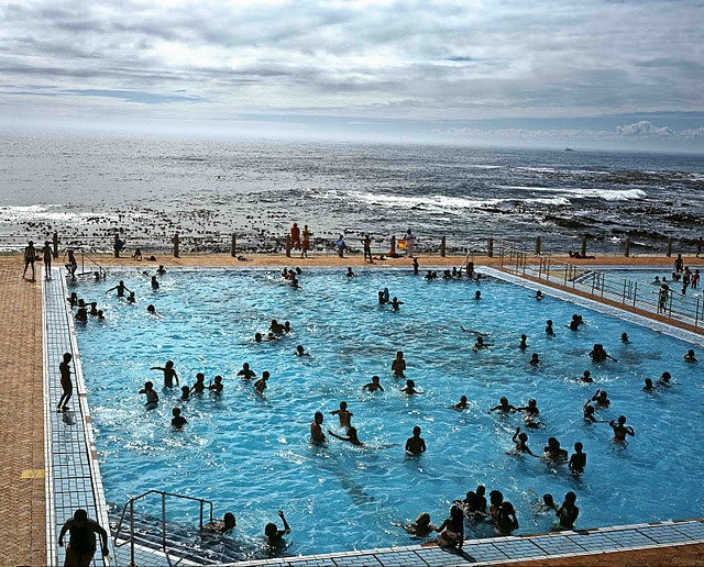 Sea Point Swimming Pool - Cape Town