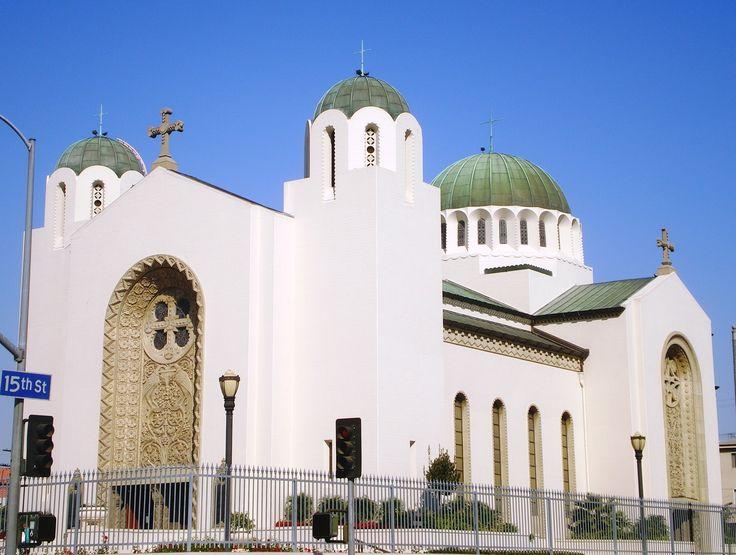 Saint Sophia Greek Orthodox Church, Los Angeles, CA