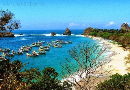 Wisata Pantai Papuma Jember Jawa Timur 2