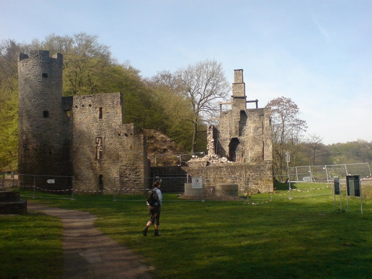 Die Burg Witten
