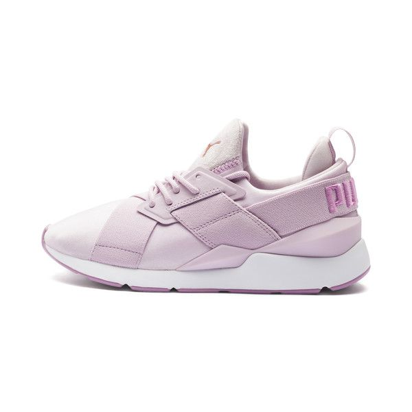 Find PUMA Muse 2 Satin Women's Sneakers and other Womens ...