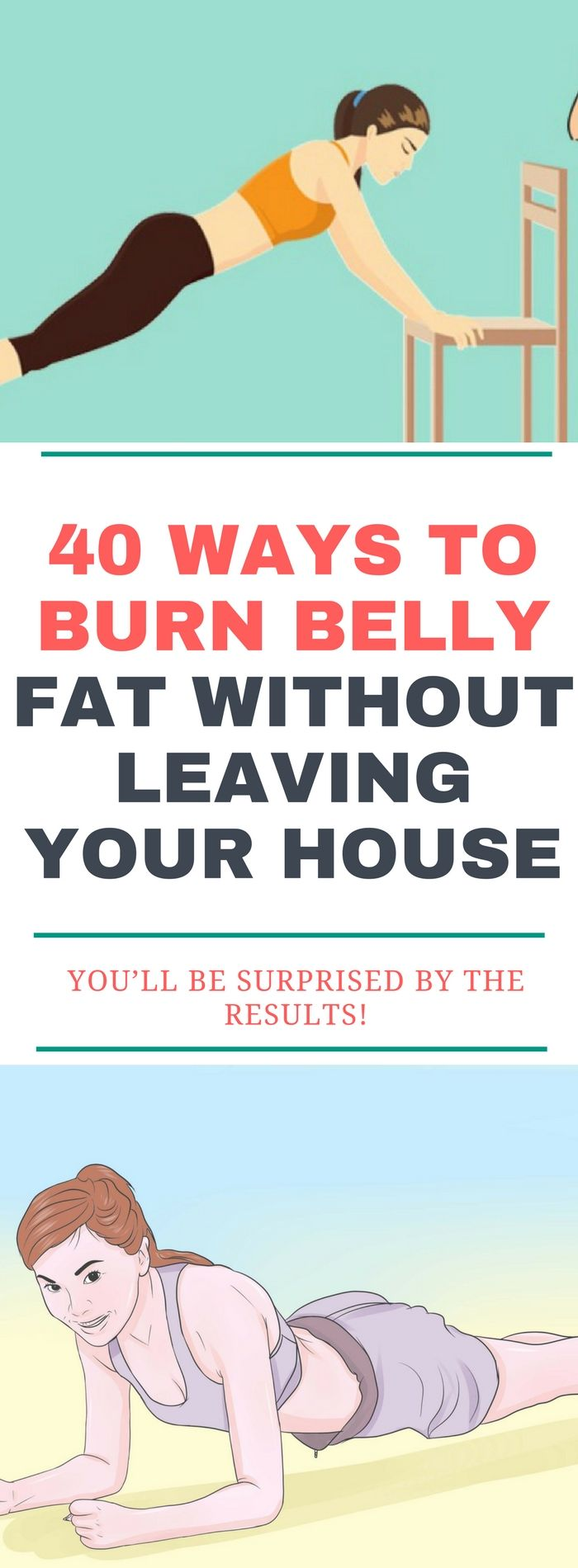 40 Ways To Burn Belly Fat Without Leaving Your House.!! Read!! #fitnessgirl #fitnessmom #transformations #fitnesslife #abs #train #healthy #healthylifestyle #sisepuede #tattoo #tattoossometimes #fridaynight #gymsession #weightloss #legsgains #ladybeast #triplet #fitnessjourney #fitnesslifestyle #fitnessfreak #girlswholift #nopainnogain #getstrong #mondaymiles #chestday #seenonmyrun #trainhard #strengthtraining #physiquefreak #catsofinstagram