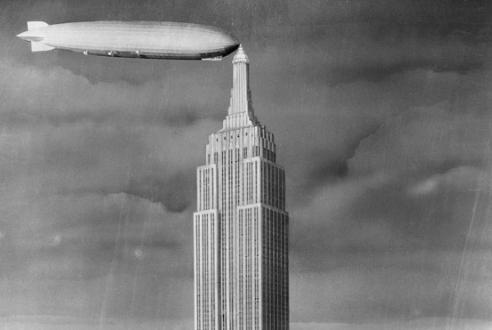 1000 images about airship on pinterest decks third eye for 102nd floor empire state building