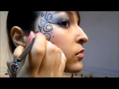 Worksheet. Ms de 25 ideas increbles sobre Maquillaje de hadas en Pinterest