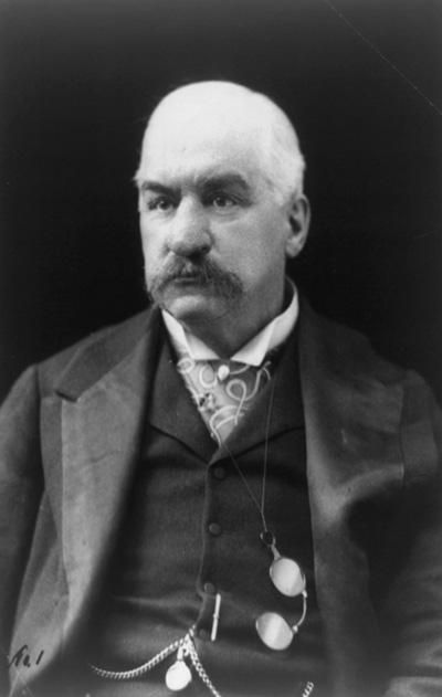 "Wow. Who missed the TITANIC? J. Pierpont Morgan: The legendary 74-year-old financier, nicknamed the ""Napoleon of Wall Street,"" had helped create General Electric and U.S. Steel and was credited with almost singlehandedly saving the U.S. banking system during the Panic of 1907.  ""Monetary losses amount to nothing in life,"" he told a visiting New York Times reporter days after the sinking. ""It is the loss of life that counts. It is that frightful death."""