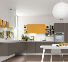 Euromobil Kitchens Produces Style Kitchens Modern Kitchens Design, Kitchens  With And Without Handle, With Or Without Island, Furniture Made In Italy.