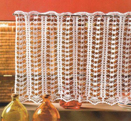 M s de 1000 ideas sobre cortinas altas para ventana en for Cortinas de gancho para cocina