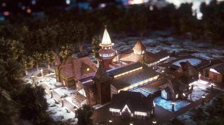 Il Villaggio di Santa Claus si inaugura il 26 novembre: 45 giorni di eventi non solo per bambini. C'è spazio anche per la solidarietà ai piccoli ricoverati all'ospedale Infantile