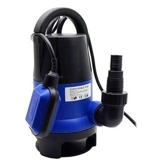 1/2 HP Dirty Water Submersible Pump