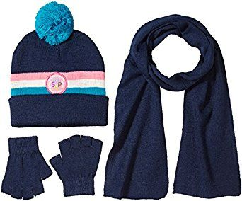 U.S. Polo Assn. Big Girls Cuffed Beanie, Sc... by U.S. Polo Assn. for $9.99 http://amzn.to/2h3AyYH