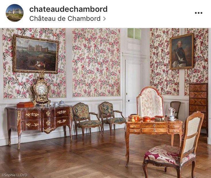 Au premier étage du château, ne manquez pas la visite des appartements d'invités. 🗝 || On the first floor of the castle, don't forget to visit the guest apartments. © Sophie Lloyd