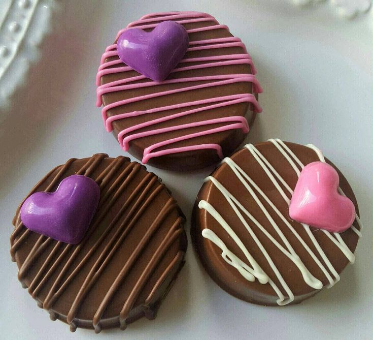 Gourmet Valentines Day Chocolate Covered Oreos Boxed Sets Gourmet Baskets Hearts, I Love You! Engagment Gift, Husband Valentine Custom Order by WeareDippinChocolate on Etsy