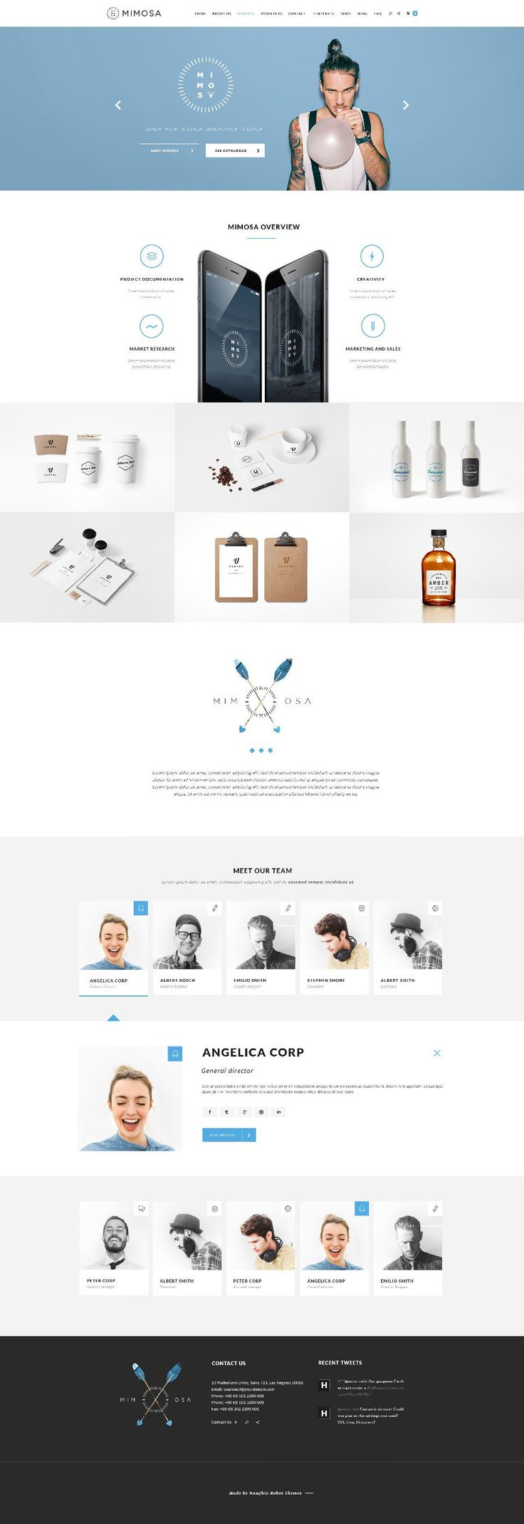 Hydrus Web Design Inspiration 4