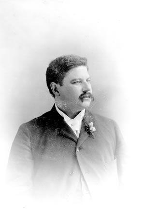 Harry Helmcken