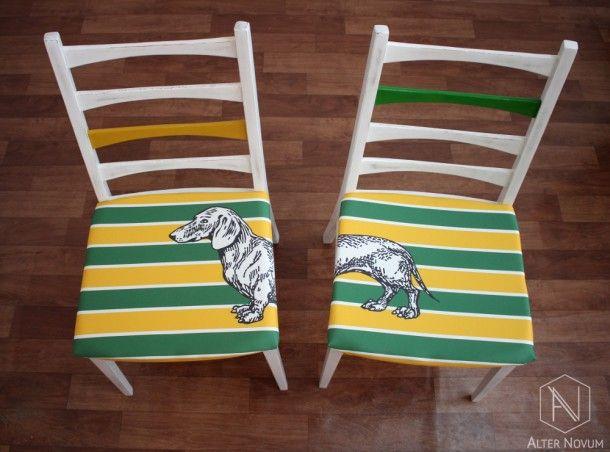 Krzesła vintage. Rzecz z przymróżeniem oka dla miłośników niebanalnego designu | CoolHunters
