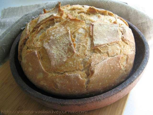 Рецепт с небольшими моими изменениями из жж registrr Сергей переделал Французский деревенский хлеб Миши crucide на опарный Я пекла и по тому и по другому рецепту ,и честно говоря, у меня лучше всего этот хлеб получается именно опарным способом. К тому же это очень удобно. Чудесный очень вкусный…