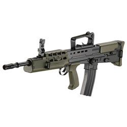 ICS L85A2 FPS 480 Electric Airsoft Rifle Needs A Susat Scope