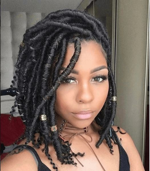 Natural Protective Hairstyles 122 Best Loc Hairstyles Images On Pinterest  Loc Hairstyles