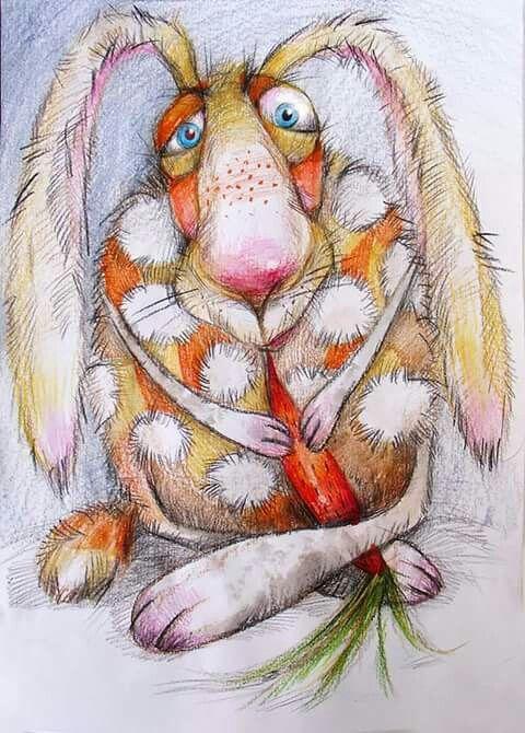 Рыжий заяц