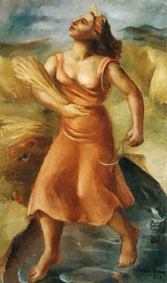 Ceres (1933) Raquel Forner