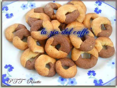 Biscotti tipo abbracci | Biscotti per la colazione