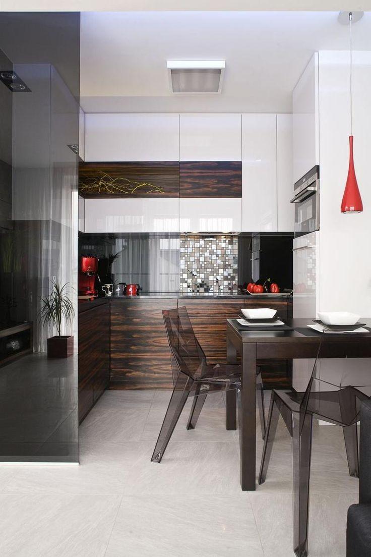 wood, black & white