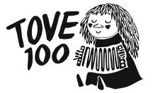 We are celebrating the Tove100 too